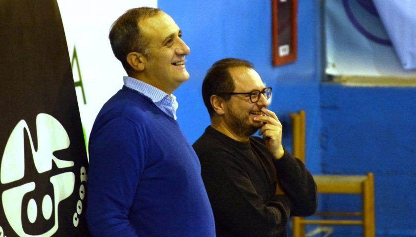 Luca Silvestri non è più l'allenatore della Fasano Gomme 2 Hippo Basket Salerno
