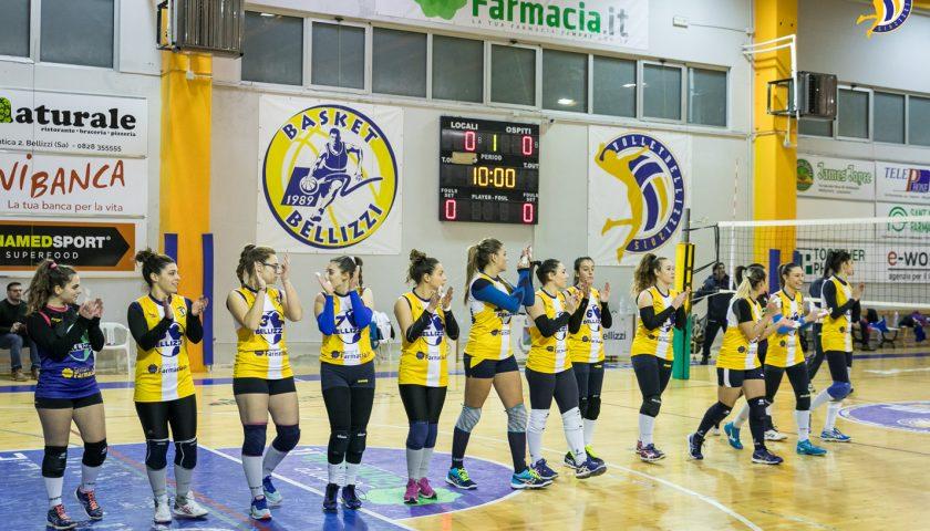 Il Volley Bellizzi ospita la Polisportiva Paestum. Coach Meneghetti: «Dobbiamo ritrovare il nostro gioco»