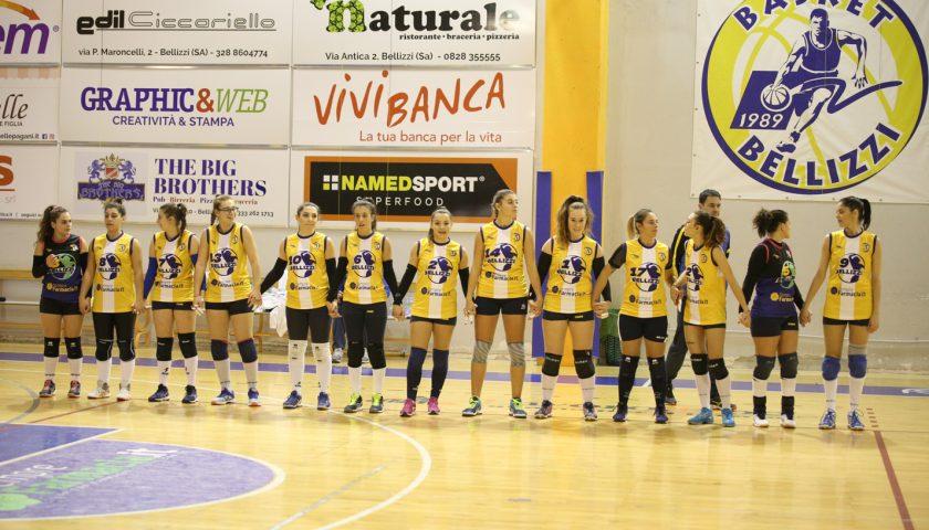 Il Volley Bellizzi impegnato sul parquet di Lacco Ameno. Coach Meneghetti: «Trasferta poco agevole ma ho fiducia nella squadra»