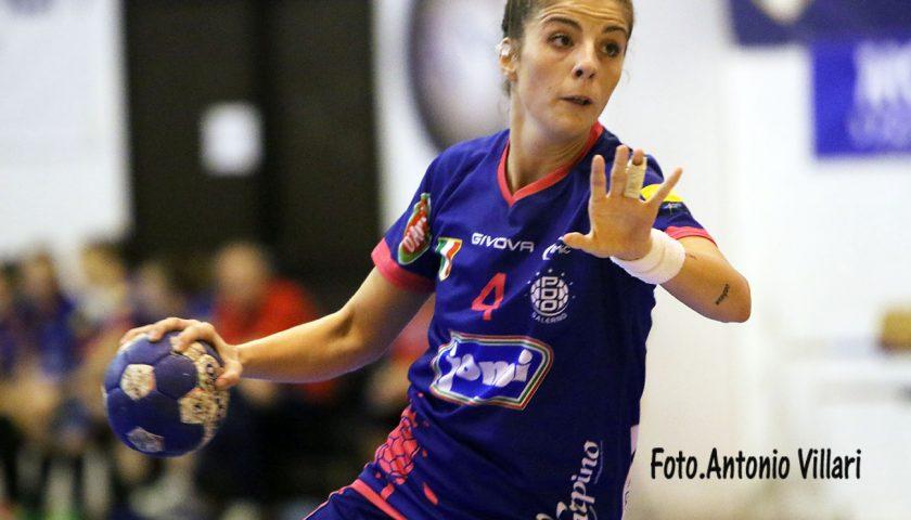 La Jomi Salerno inizia bene il 2019, Ariosto Ferrara ko
