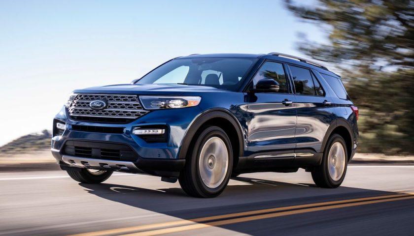 Nuova Ford Explorer 2019: al debutto negli USA
