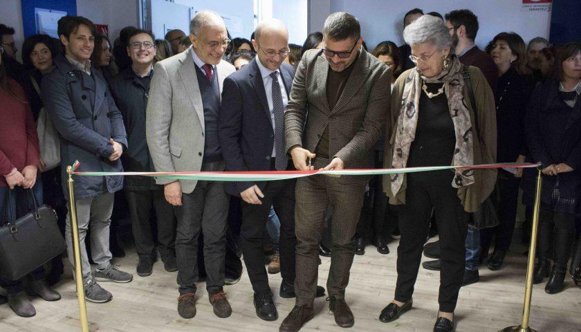 Campus di Fisciano: inaugurata la Sala Dottorandi del Dipartimento di Studi Umanistici