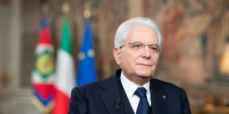 Il cordoglio di Mattarella: «Dolore profondo e sentito per Antonio Valiante»