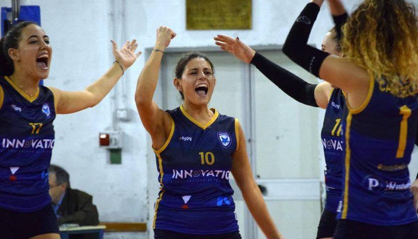 Polisportiva Salerno Guiscards, il team volley affronta la prima di quattro trasferte consecutive