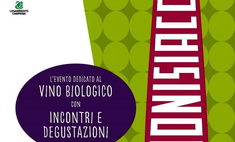 Bionisiaco, tre giorni dedicati al vino biologico a Salerno