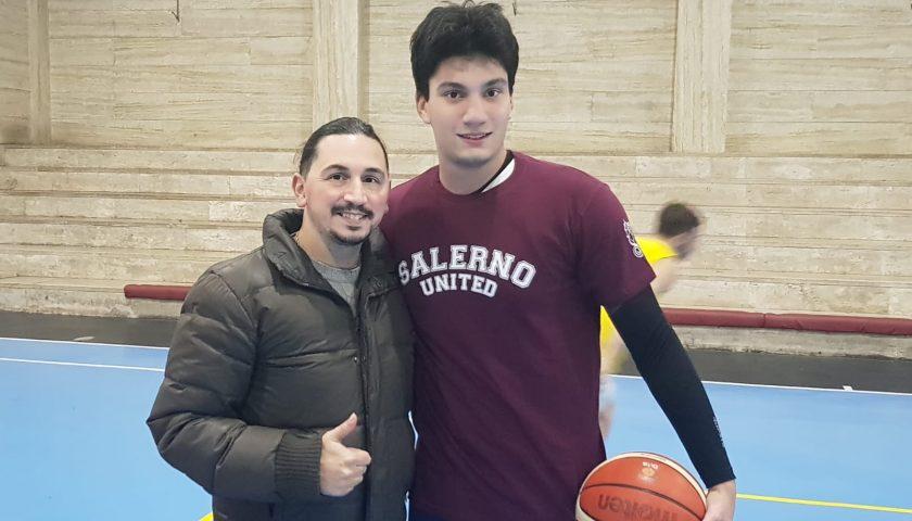 Nuovo rinforzo per la Fasano Gomme 2 Hippo Basket Salerno: preso Alessandro D'Emilio