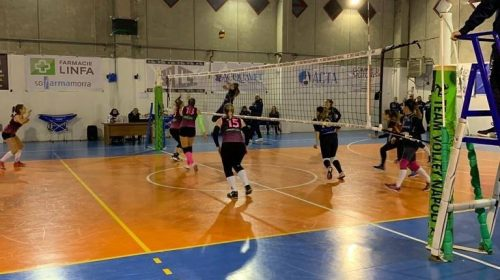 Polisportiva Salerno Guiscards, il team volley vince sul campo dell'Ottavima