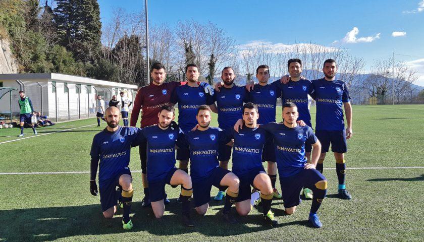 Salerno Guiscards, il team calcio strappa un buon punto sul campo del Montecorvino Pugliano