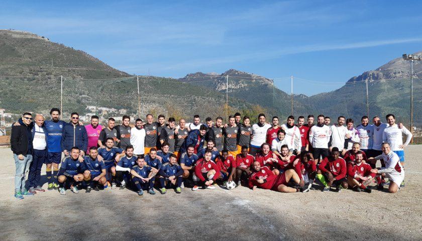 """La Salerno Guiscards ha salutato il 2018 partecipando al torneo """"Le Piazze del Cuore"""""""