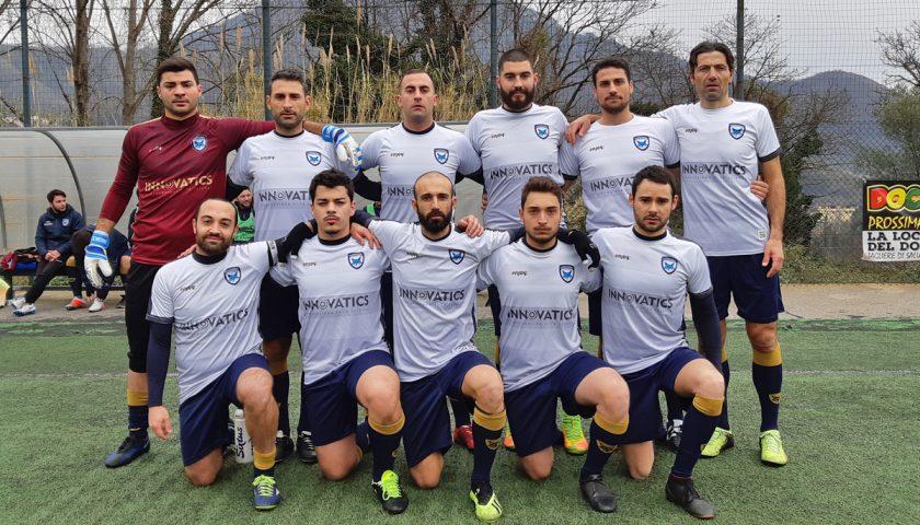 Polisportiva Salerno Guiscards, il team calcio si lecce le ferite dopo la sconfitta beffa con l'Arechi