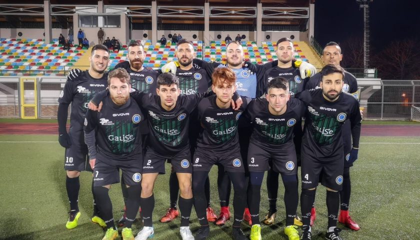 Prima Categoria: prosegue la marcia vincente dello Sporting Audax San Severino che supera a Sarno l'Intercampania