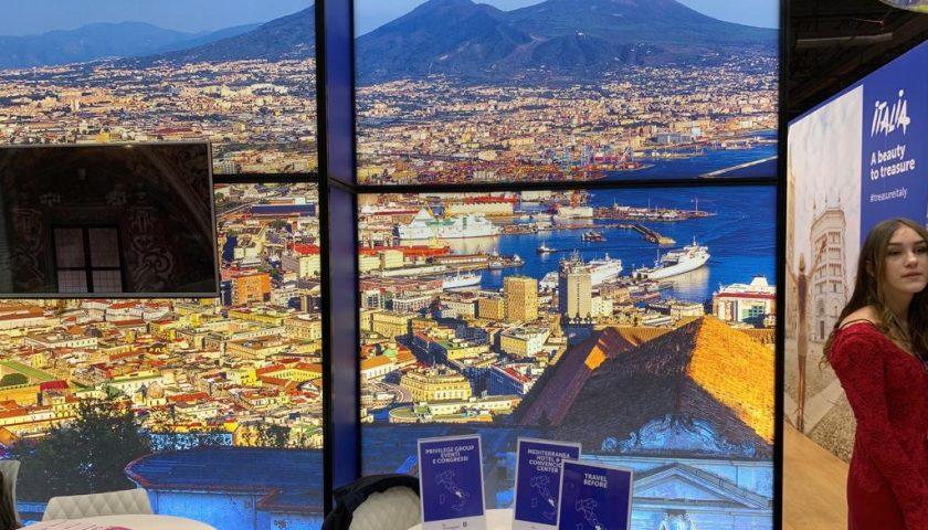 Alla fiera del turismo di Madrid c'è anche Salerno