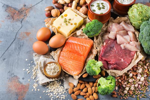 L'alimentazione in gravidanza: le proteine