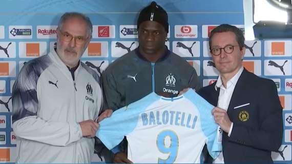 """Balotelli-Marsiglia, è ufficiale: """"Tifosi, parlerò coi gol"""""""