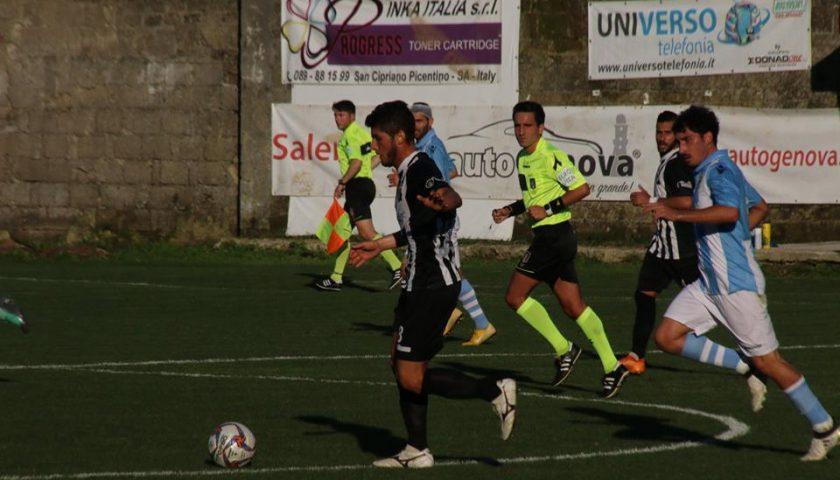 Battipagliese, reintegrato il centrocampista Piergiuseppe Saginario