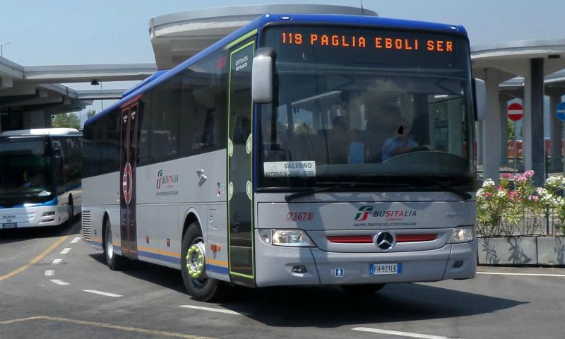 Slitta di un mese lo spostamento del capolinea di Busitalia in via Vinciprova