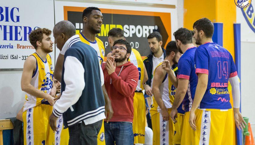 """Esordio """"casalingo"""" per Bellizzi: i gialloblu ricevono il Basket Venafro"""