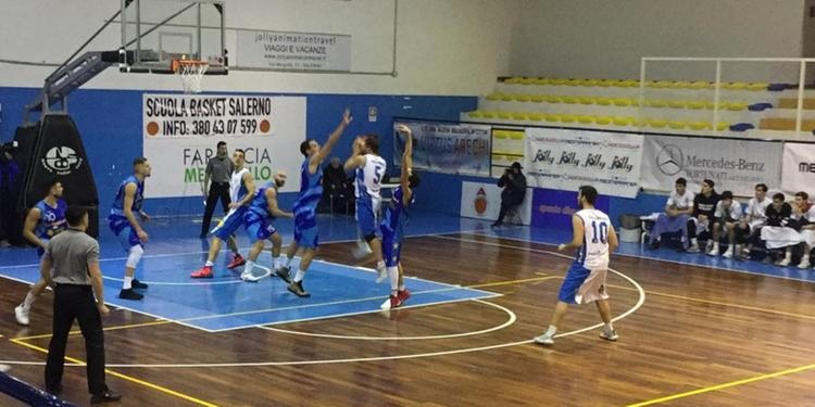 Il derby è della Pallacanestro Salerno: battuta la New Basket Agropoli