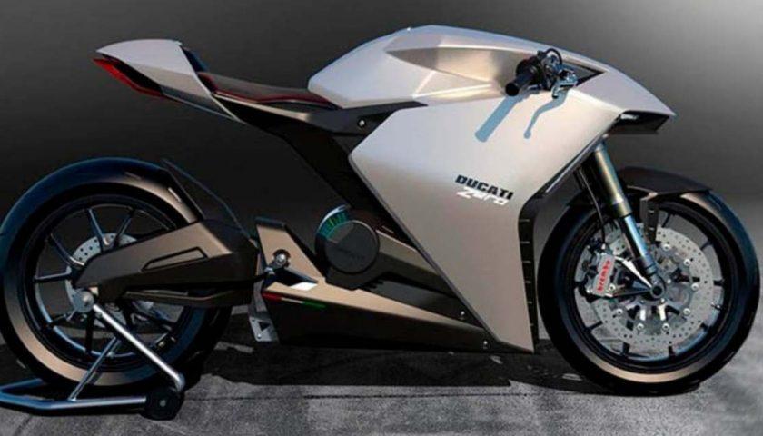 La prima moto elettrica di Ducati sarà presto realtà