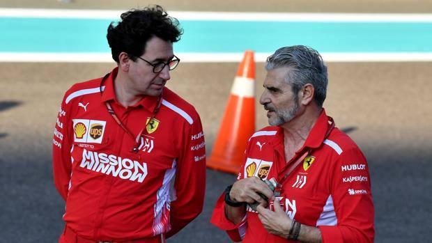 Ferrari, che rivoluzione! Arrivabene ai saluti, Binotto al comando