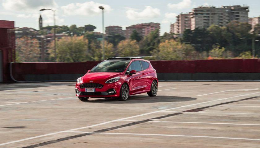 Ford Fiesta ST: la prova su strada