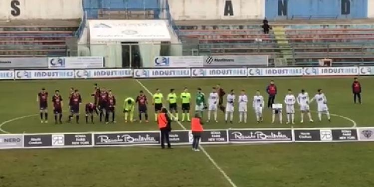 Serie D: pari per Nocerina, Gelbison e Sarnese