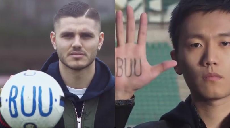 L'Inter lancia la campagna anti-razzismo: «Scrivi buu per non sentirlo mai più»