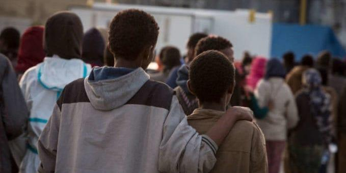 Migranti via da Sarno e trasferiti a Battipaglia