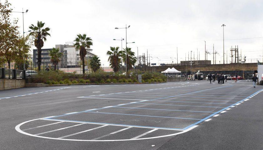Salerno: Firmata l'intesa per i murales nel nuovo parcheggio di via Vinciprova