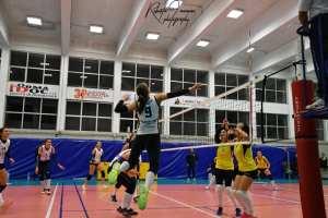 Volley Project Pontecagnano – Pozzuoli, che maratona. Picentine vittoriose al tie break