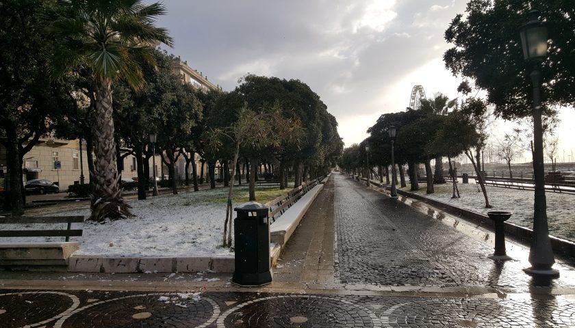 Neve, da stasera possibili precipitazioni in Campania anche al livello del mare