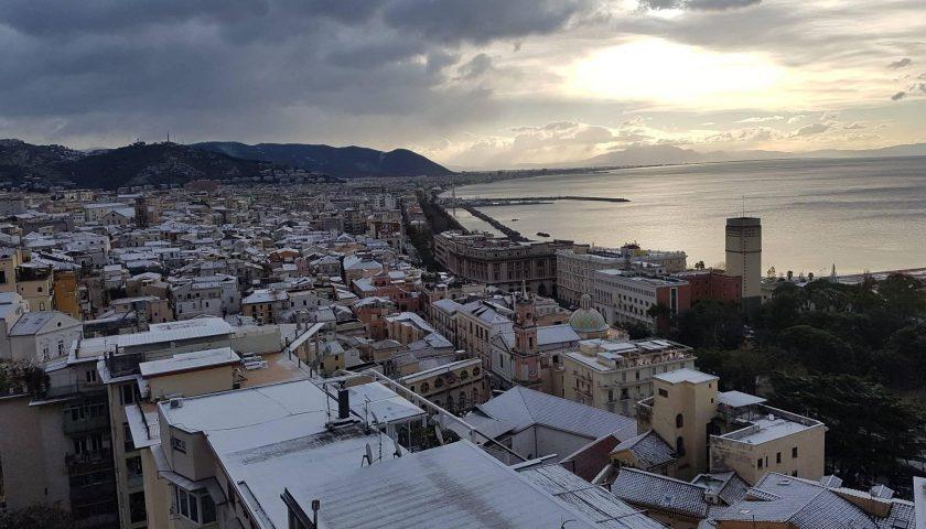Neve e gelo, la Protezione Civile della Regione Campania proroga l'allerta meteo fino a domani a mezzogiorno