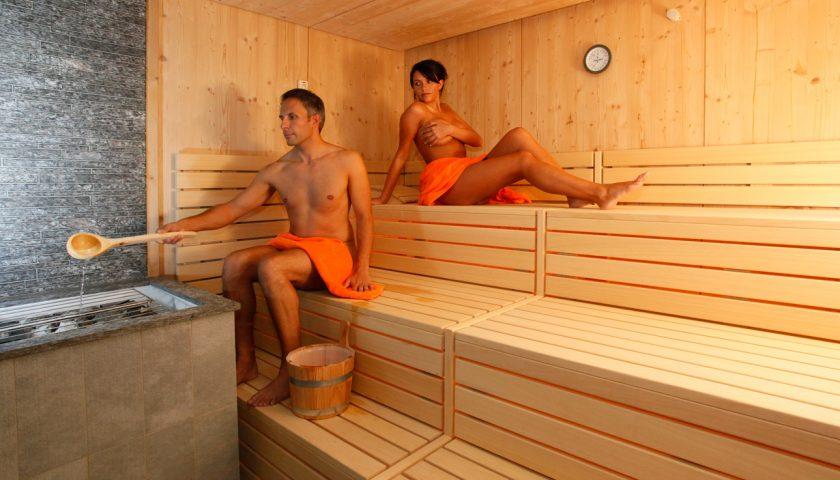 La sauna allena il cuore come l'attività fisica e riduce il tasso di mortalità