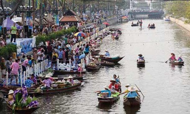 Bangkok nella Top 10 del MasterCard Index 2018 per shopping e cibo