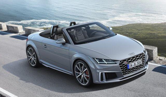Audi TTS: ecco la nuova versione 2019