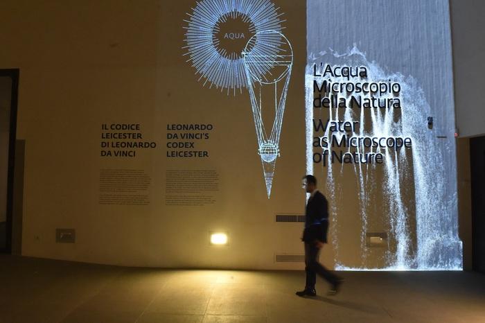 Uffizi, con Leonardo più 8.000 visitatori