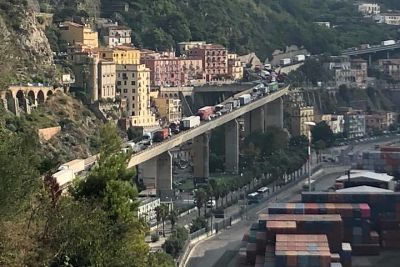 Viadotto, verifiche e senso unico. Si rischia la paralisi del traffico