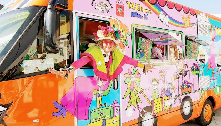 Salerno: domani arriva Zia Caterina e tre clown della scuola di Patch Adams