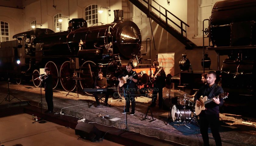 """Museo di Pietrarsa: La musica viaggia sui binari della storia con la """"Quartieri Jazz Orkestrine"""""""