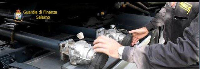 Contrabbando di carburanti,  maxi sequestro nell'Agro nocerino