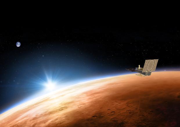 Silenzio oltre Marte, la Nasa perde contatto con i mini-satelliti