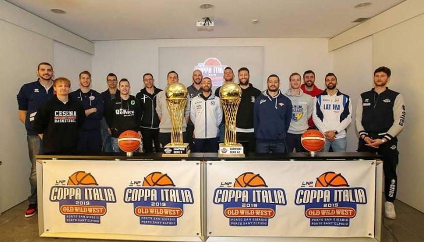 PRESENTATA LA COPPA ITALIA LNP 2019, IN CASA VIRTUS ARECHI SALERNO SCATTA IL COUNTDOWN