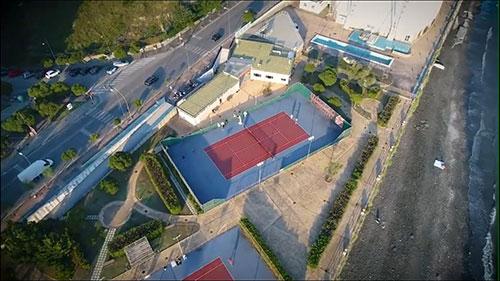 """Il Centro Sportivo Italiano pronto per il rilancio dei campi da tennis """"Giovanni Dininno"""""""
