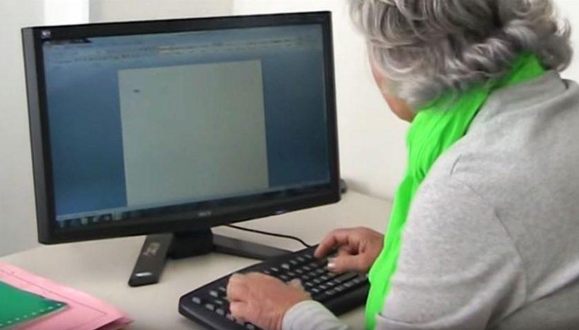 Castellabate: riattivato il corso gratuito di informatica per la terza età
