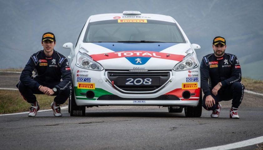 Peugeot Sport Italia: pronti per una nuova stagione di Rally