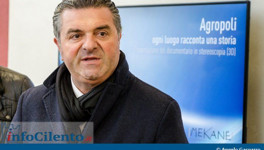 Franco Alfieri candidato sindaco di Capaccio Paestum? Ancora nessuna decisione