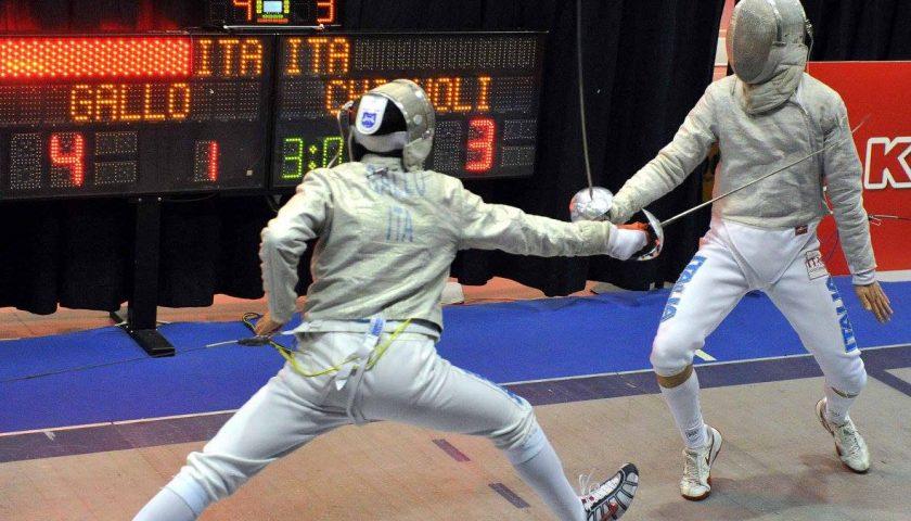 Campionati Europei Cadetti e Giovani di scherma, 10 campani in maglia azzurra
