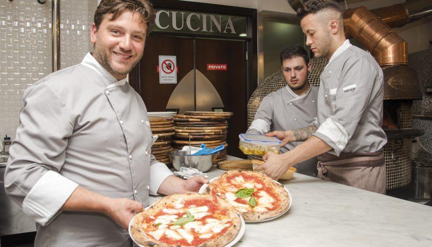 Avellino, Giuseppe Maglione raddoppia: dopo la pizza spazio allo street food con Daniele Urban