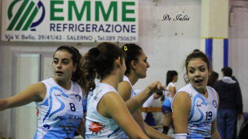 """Indomita, a Pomigliano per non sbagliare. Coach Mari e l'atleta Ronga: """"Stiamo crescendo, abbiamo voglia di fare punti"""""""