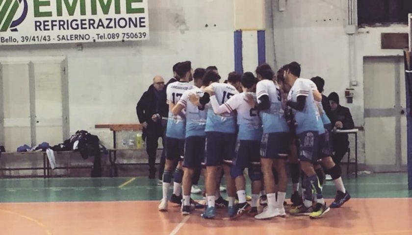 Tie Break amaro, Indomita Salerno sconfitta dal Pomigliano